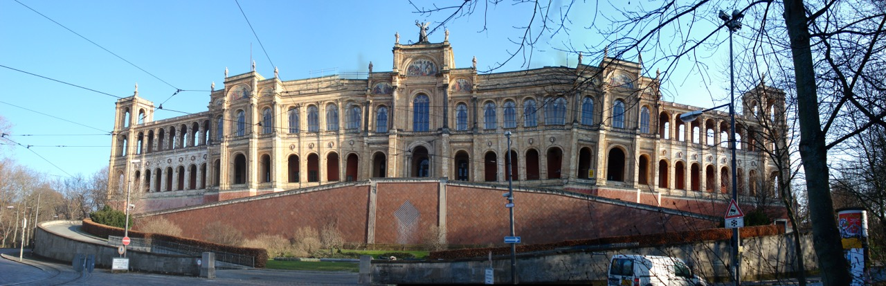Munich Maxmilian Platz